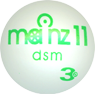Minigolf - 3D DSM 2011 Mainz Weiß