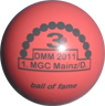 Minigolf - 3D DMM 2011 Mainz Damen