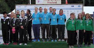 2015 EC Appelscha MedalCeremony