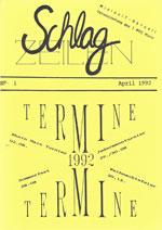 1992 1 Schlagzeilen 150x212