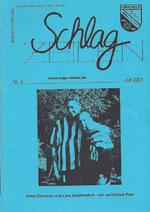 2001 2 Schlagzeilen 150x212